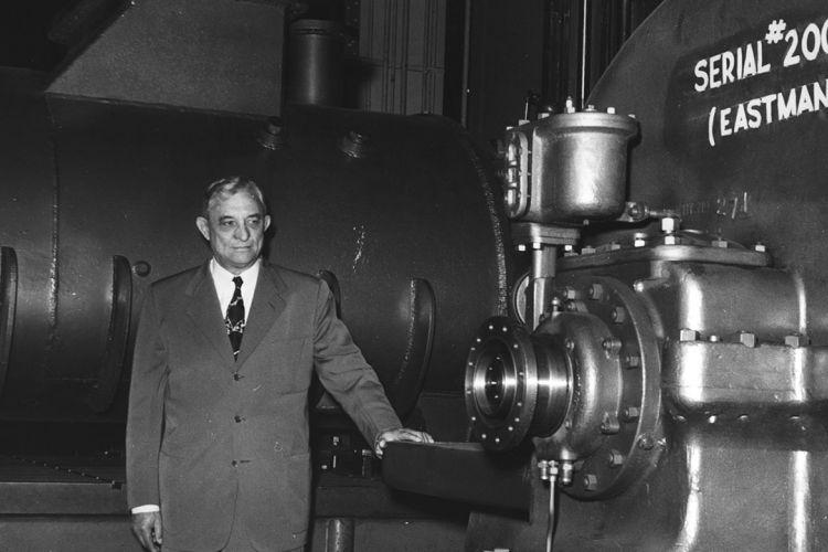A modern légkondicionálás atyja - Willis Carrier