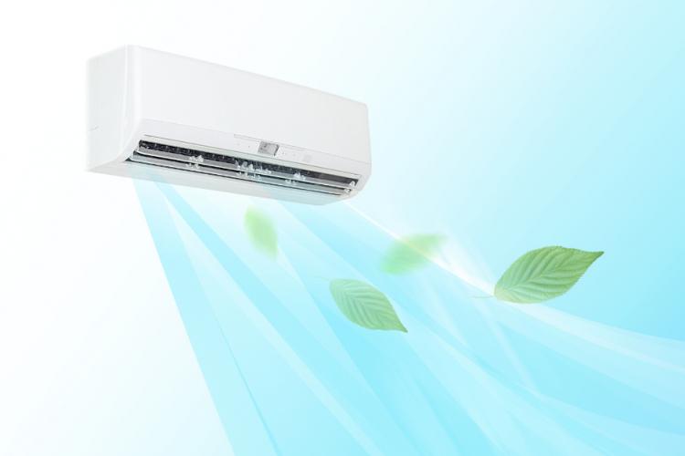 Környezetbarát légkondicionálás
